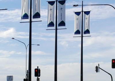 Banner Poles