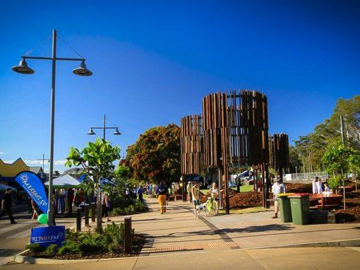 Beerwah Streetscape