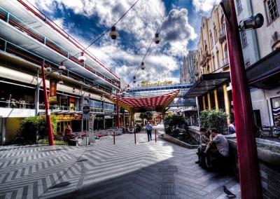 Chinatown Mall, Photo By: Salahuddin Ahmad