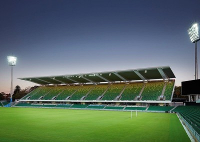 NIB Stadium: Perth