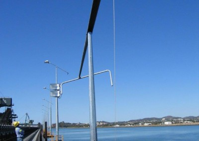 Products Mid Hinged Gm Poles