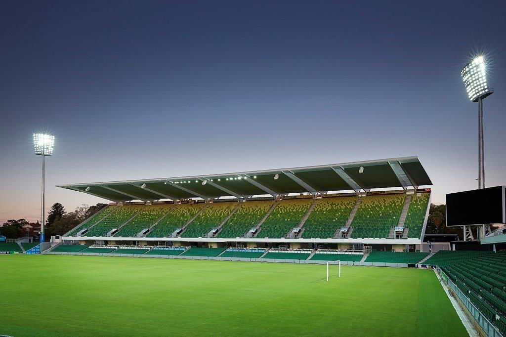 Nib Stadium, Photo by: Ronan Tan