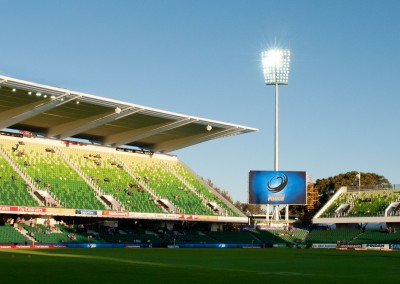 NIB Stadium East Stand, Phot by: Gordon Pettigrew