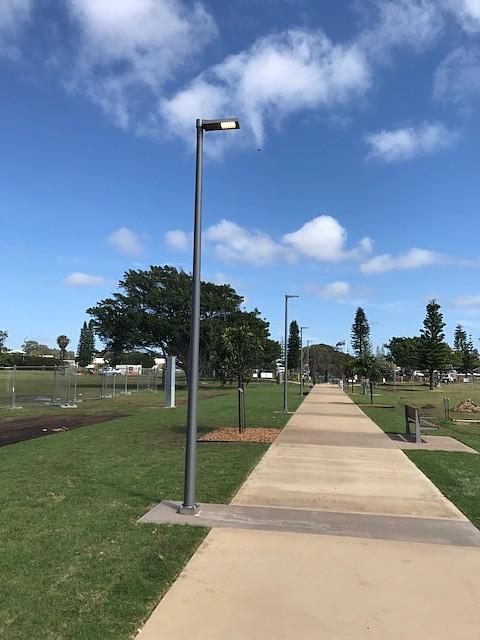 Westport Park Footpath