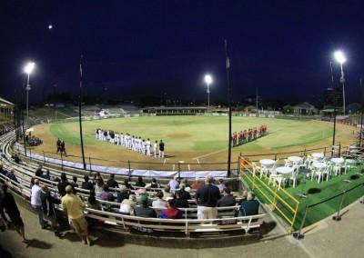 Baseball at RNA Showgrounds