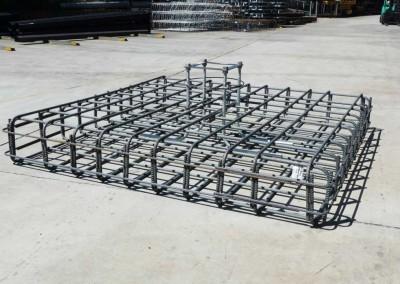 Slab Foundation cage
