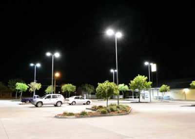 Area lighting, Aldi Booval