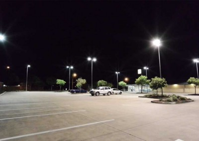 Carpark Lighting, Aldi Booval