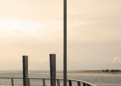 Square Pole, Bullcock Beach
