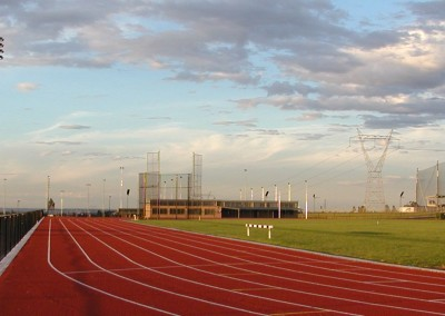 Lucas Heights Athletics Track