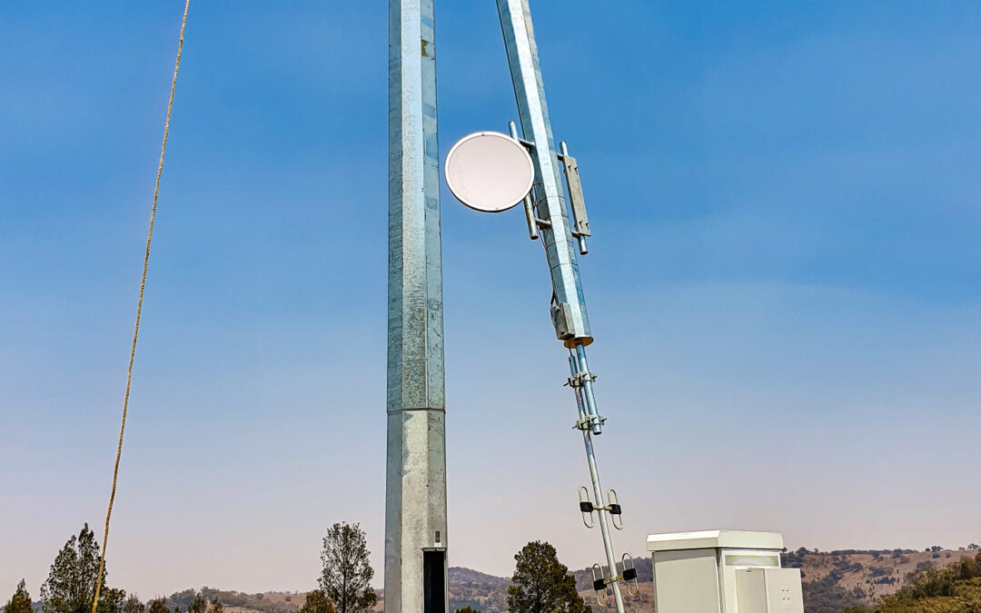Burrendong Dam Antenna