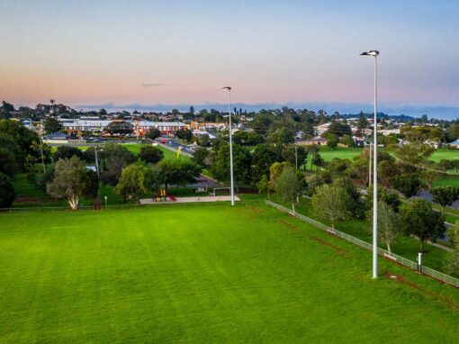 Captain Cook Ovals – Toowoomba