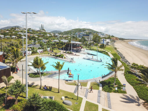 Yeppoon Foreshore Revitalisation & Lagoon Precinct