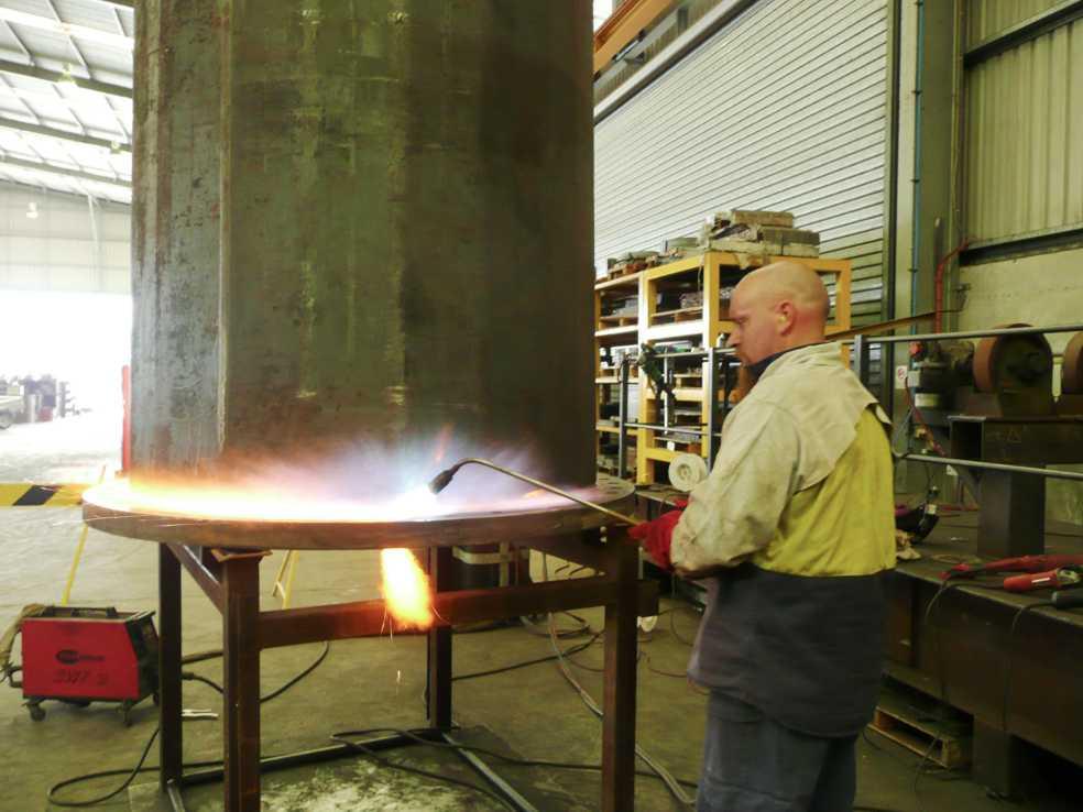 Heating Baseplate