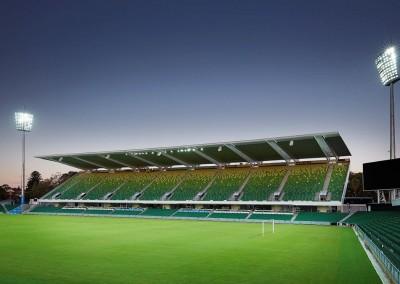 NIB Stadium: Perth