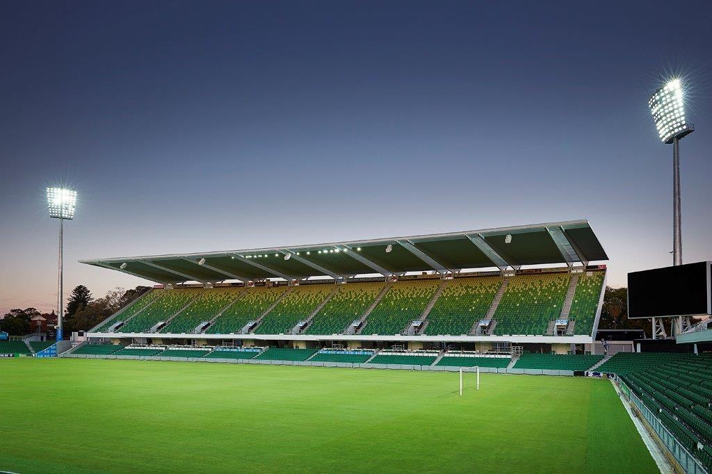Nib Stadium, Photo by: Ronan Tan