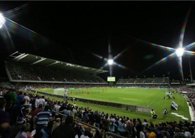 Nib Stadium , Photo by: Paul Kane
