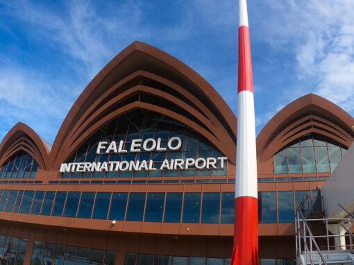 Faleolo International Airport Samoa