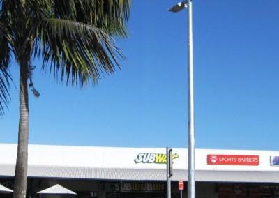 Solar-pole-Coffs-Harbour