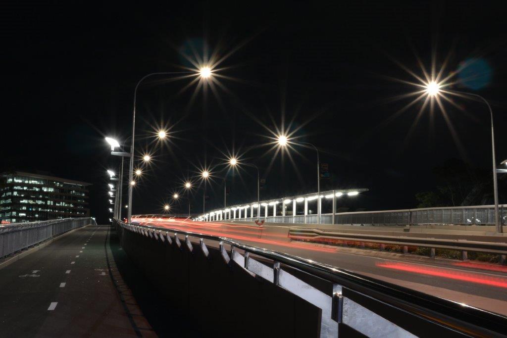Go Between Bridge, South Brisbane