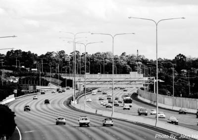 Highway Lighting, Photo by: John Harvey