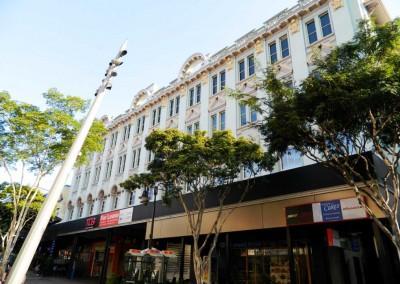 Brunswick st mall