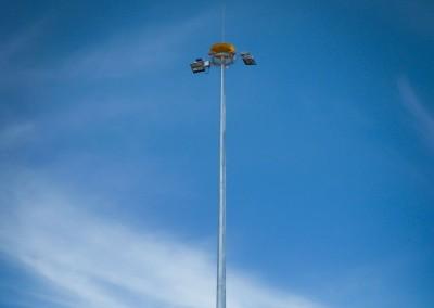 Highmast Pole